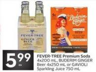 Fever-tree Premium Soda
