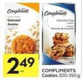 Compliments Cookies