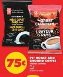 PC Roast And Ground Coffee - 71 g