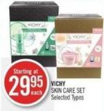 Vichy Skin Care Set