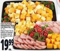 Fresh 2 Go Premium Kolbassa/ Cheese Tray Or Cube Cheese Tray 760 - 860 g