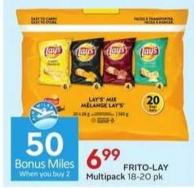 Frito-lay Multipack - 50 Air Miles