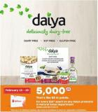 Daiya Products In Natural Value Department