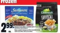 Swanson Frozen Meals - Cavendish Farms French Fries