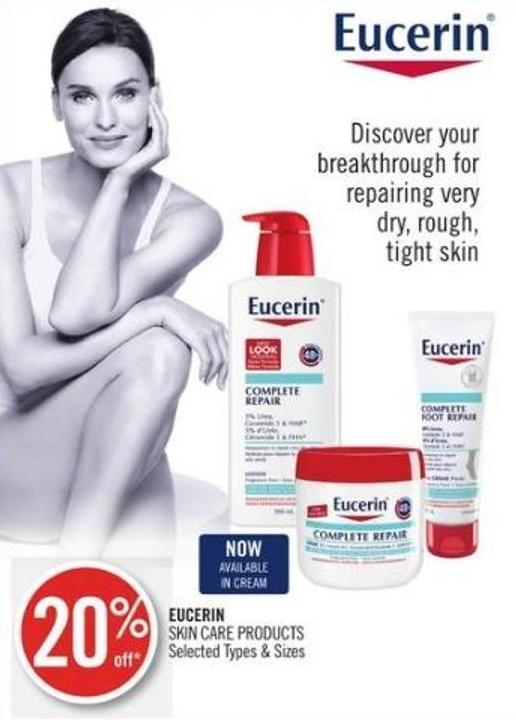 Eucerin Skin Care Products
