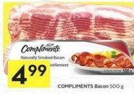 Compliments Bacon 500 g