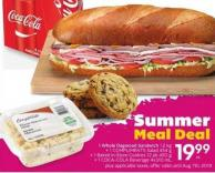 Summer Meal Deal
