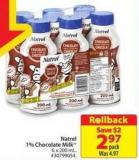 Natrel 1% Chocolate Milk