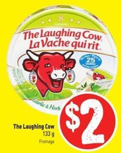 The Laughing Cow 133 g