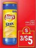 Lay's Stax Chips