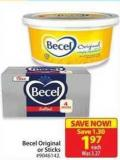 Becel Original or Sticks