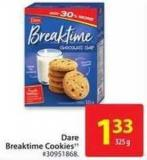 Dare Breaktime Cookies