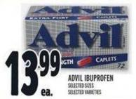 Advil Ibuprofen