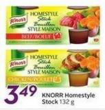 Knorr Homestyle Stock