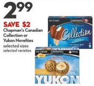 Chapman's Canadian Collection  or Yukon Novelties