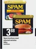 Spam Luncheon Meat - 340 g