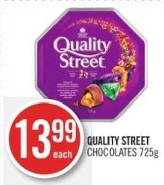 Quality Street Chocolates 725g