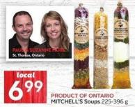 Mitchell's Soups