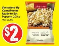 Sensations By Compliments Ready To Eat Popcorn 200 g