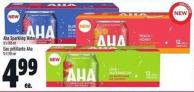 Aha Sparkling Water 12 X 355 ml