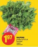 197 Rapini - Bunched