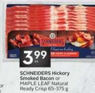 Schneiders Hickory Smoked Bacon