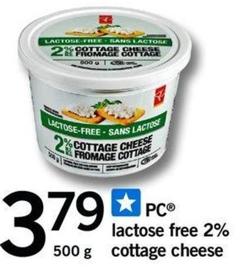Lactose Free 2% Cottage Cheese - 500 G