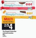 The Simply Protein Bar - 40 g