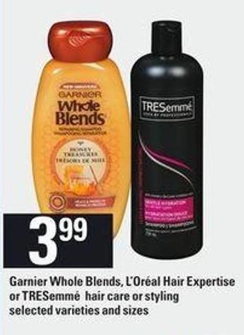 Garnier Belle Hair Colour - Herbal Essences Or Live Clean Hair Care