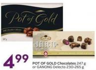 Pot Of Gold Chocolates