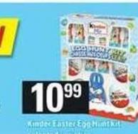 Kinder Easter Egg Hunt Kit