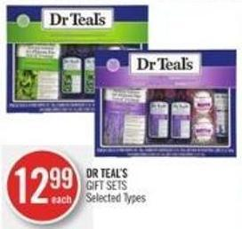 Dr Teal's Gift Sets