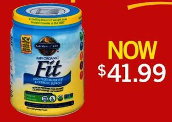 Garden Of Life Fit Protein