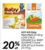 Hot-kid Baby Mum-mum