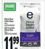Ethical Bean Coffee Beans | Café En Grains Ethical Bean