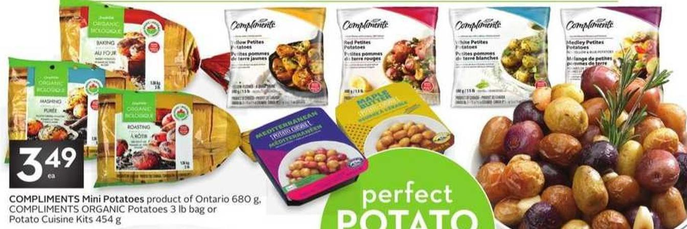 Compliments Mini Potatoes