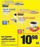 No Name Coffee PODS - 30 Ct