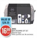 Nivea Men Grooming Gift Set