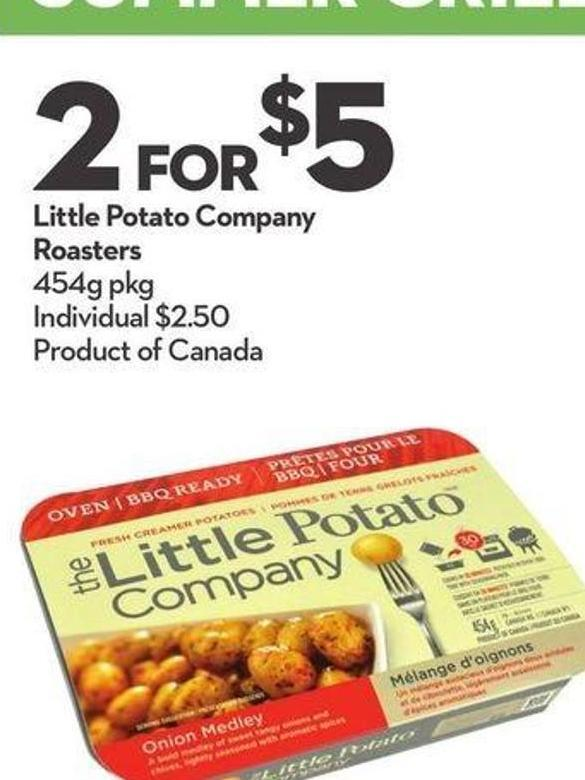 Little Potato Company Roasters