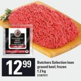 Butchers Selection Lean Ground Beef - 1.2 Kg