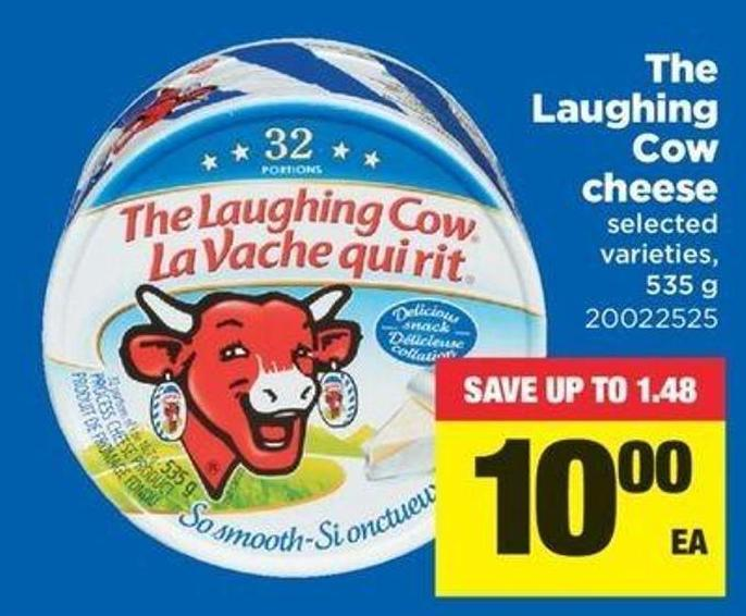 The Laughing Cow Cheese - 535 G