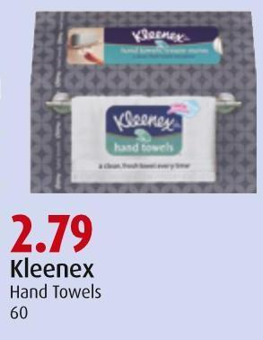 Kleenex Hand Towels 60