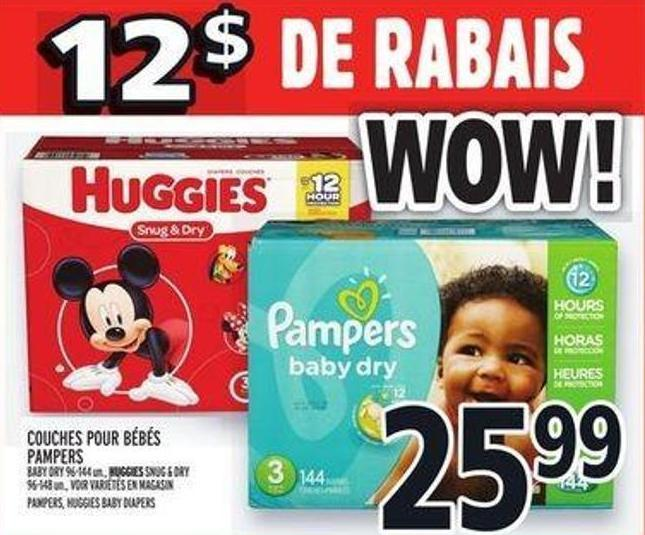 Couches pour b b s pampers on sale - Couche bebe pour piscine pampers ...
