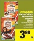 Nature's Path Envirokidz Organic Cereal - 284-325 g