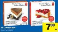 PC Cheesecakes - 600 g