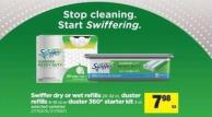 Swiffer Dry Or Wet Refills - 20-32 Ct - Duster Refills - 6-10 Ct Or Duster 360° Starter Kit - 3 Ct