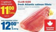 Fresh Atlantic Salmon Fillets - 24.25 Kg