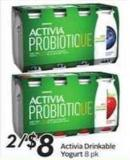 Activia Drinkable Yogurt