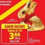 Lindt Bunny Chocolate