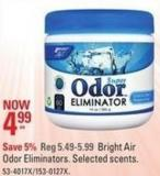 Bright Air Odor Eliminators